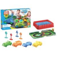 Fen Toys Arabalar Seti Kinetik Oyun Kumu 9 Parça
