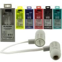 Elmcoei EV110 Extra Bass Kulak İçi Mikrofonlu Kulaklık
