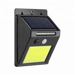 HD-15 Solar Sensörlü Güneş Enerjili Şarjlı 48 Ledli Bahçe Lambası