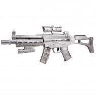 HD-36 Kurtlar Vadisi Müzikli Oyuncak Taramalı Tüfek Işıklı 57 Cm