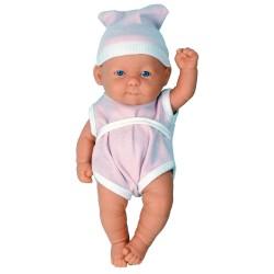 Hobtoys 26 Cm Yeni Doğan Bebek Oyuncak Gerçek Et Bebek