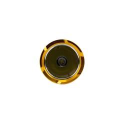 HD-7562 Metal Kasa Waterproof Darbe Dayanıklı LED El Feneri