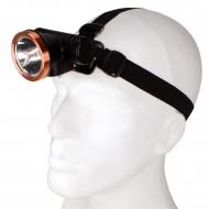 HD-5001 Waterproof Profesyonel Kafa Lambası Şarjlı