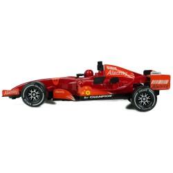 HD-56 F1 Formula Racing Sürtmeli Araba 26 cm Sesli Ve Işıklı
