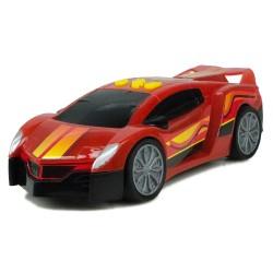 HD-60 Oyuncak Spor Araba 22 cm Sesli Ve Lazer Işıklı