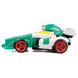 HD-63 Dönüşen Robot Oyuncak Araba Sesli Işıklı 18 Cm
