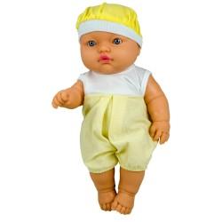Hobtoys 30 Cm 4 Kel Erkek Bebek Oyuncak 123