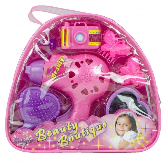 Beauty Boutique Kız Çocuk Oyuncak Güzellik Butiği