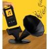 Akustik Telefon Tutucu Gramafon Megafon