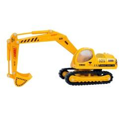 HD-103 Metal Kasa Oyuncak İş Makinaları Seti 20 Parça