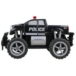 HD-115 Uzaktan Kumandalı Şarjlı Polis Arabası Jeep