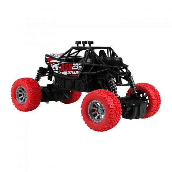 HD-119 Uzaktan Kumandalı Arazi Aracı Şarjlı 21 Cm 4x4 Jeep