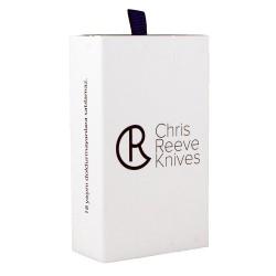 Chris Reeve 7425 Çelik Çakı Pocket Samurai Kırmızı Siyah