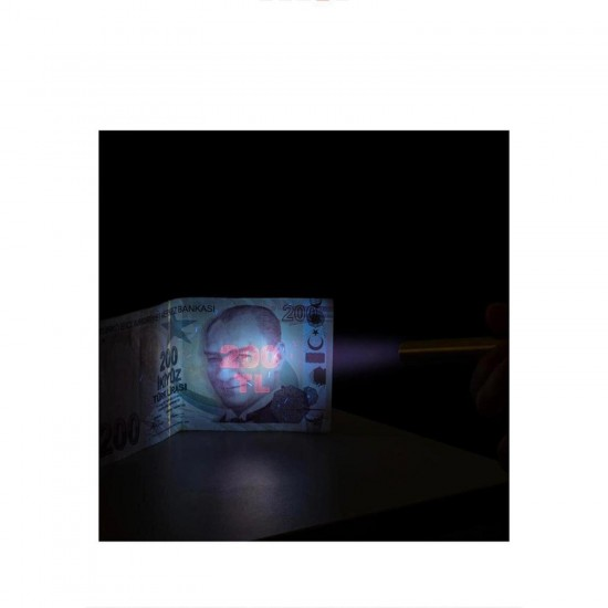 LightingX UV 360 Sahte Para Feneri