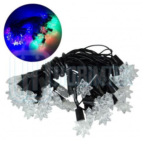 4,5 Metre 27 Adet Elektrikli LED Bahçe Süs Dekoratif Işık OR2