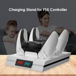 PS5 DualSense Kol Şarj Edici Stand Dock YH-48