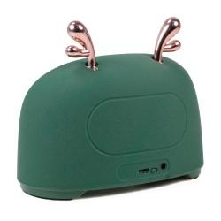 HT-157-1 Kablosuz Ses Yükseltici Stand Yeşil