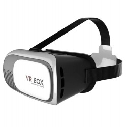 Vr Box Virtual Reality Headset 3D Vr Glasses V2.0