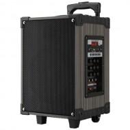 LT-908 Super Bass Şarjlı Mikrofonlu Prof Hoparlör Sistemi