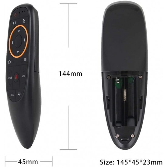 G-10 Air Mouse Andorid TV Sihirli Kumanda 2.4 GHz Wireless