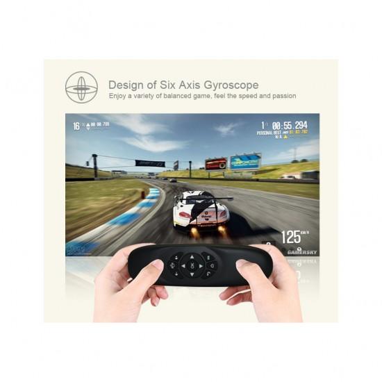 C-120 Air Mouse Andorid TV Sihirli Kumanda ve Klavye 2.4 GHz Wireless