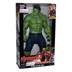 Avengers 4 Age Of Ultron Hulk Oyuncak Işıklı Büyük Boy