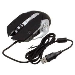 GM-02 RGB Gaming Oyuncu Mouse 3200 DPI 6 Tuşlu Işıklı