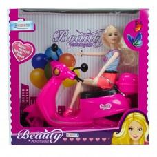 Beauty Scooter Motosikletli Mopedli Bebek
