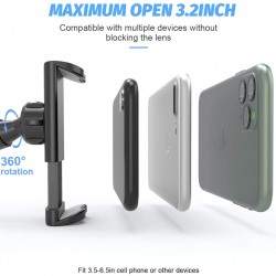 Hobimtek Esnek Yatak Masa Vb Telefon Tutucu 3,5 6,5 İnç Arası