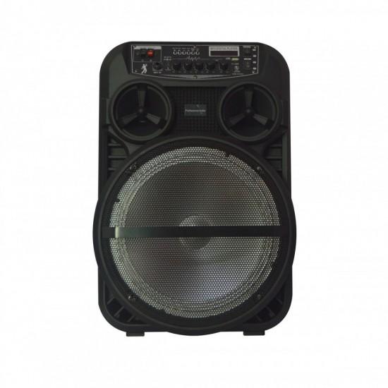 Gzsinyo LT-5312BT Bluetooth Şarjlı Taşınabilir Karaoke Eğlence Seti