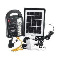 DAT AT-999 Güneş Enerjili Solar Aydınlatma Sistemi Enerjili Lamba