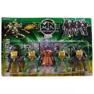 Tmnt Super Ninja Kaplumbağalar Seti