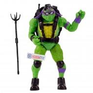 Ninja Kaplumbağalar 2 Donatello Oyuncak Gerçek Doku Ful Eklem