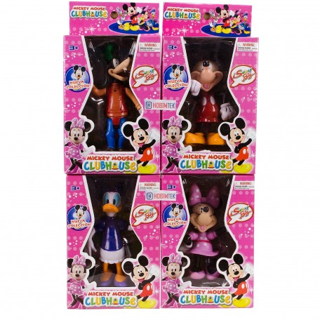 Hobimtek Miki Fare Mickey Mouse Oyuncak Seti