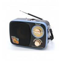Kemai MD-308BT Bluetooth Radyo Müzik Kutusu MP3 17 Cm