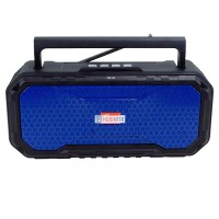 Hobimtek HT-31 Bluetooth Hoparlör Fenerli Outdoor Radyo USB Bataryalı 26 Cm
