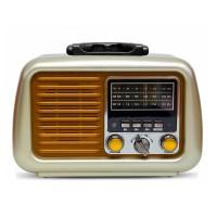 Kemai MD-1900BT Eskitme Bluetooth Hoparlör Radyo Büyük Boy