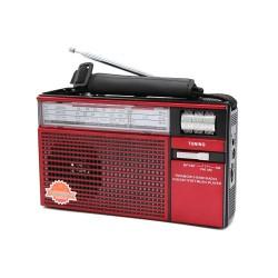 HP-1823BT Bluetooth Hoparlör Şarjlı Radyo