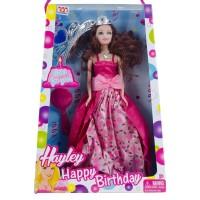 Hayley İyi Ki Doğdun Barbie Bebek 31 Cm