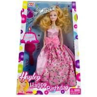 Hayley İyi Ki Doğdun Barbie Bebek 31 Cm v2