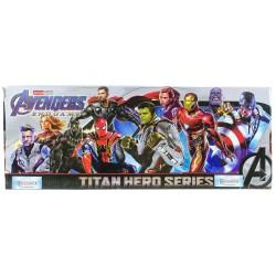 Avengers End Game Süper Kahramanlar 5li Karakter Seti v3