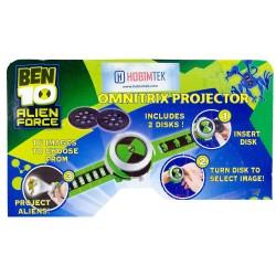 Ben10 Benten Omnitrix 16 Resim Gösteren Projektör Oyuncak Saat