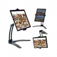 Mutfak Tablet ve Cep Telefonu Montaj Standı Duvar / Tezgah Üstü / Masaüstü