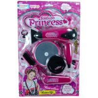 Fashion Prenses Bebek Oyuncak Güzellik Seti