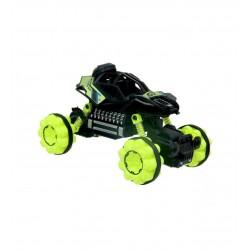 4x4 Çekbırak Basbırak Oyuncak Araba Cip Işıklı Sesli 18 Cm
