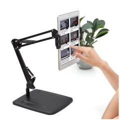 HT-49 Metal Masaüstü Tablet & Telefon Tutucu Stand Ders Youtube