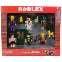 Roblox 12li Oyuncak Karakter Seti