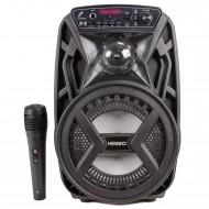 HT-3603 Bluetooth Şarjlı Taşınabilir Radyo Karaoke Hoparlör
