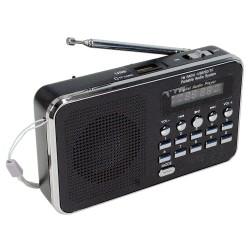 HT-330 Şarj Edilebilir Radyo USB MP3 Çalar Radyo