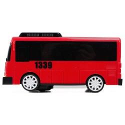 Tayo Little Bus Oyuncak Otobüs Çarp ve Devam Et Sesli Işıklı
